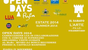 Open days 2014